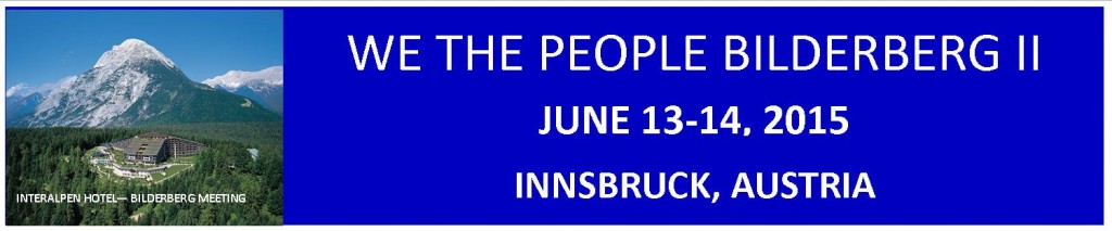 We The People Bilderberg
